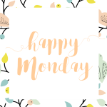 Monday Freebies