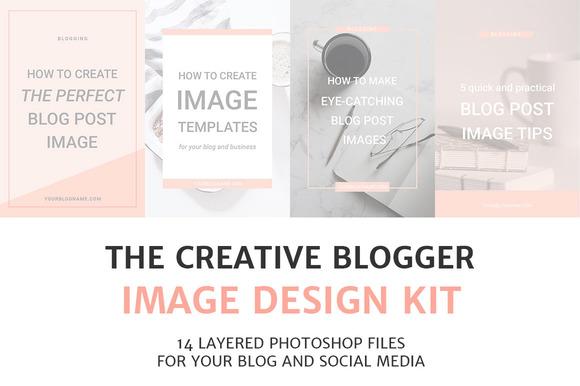 Image kit for blog and social media