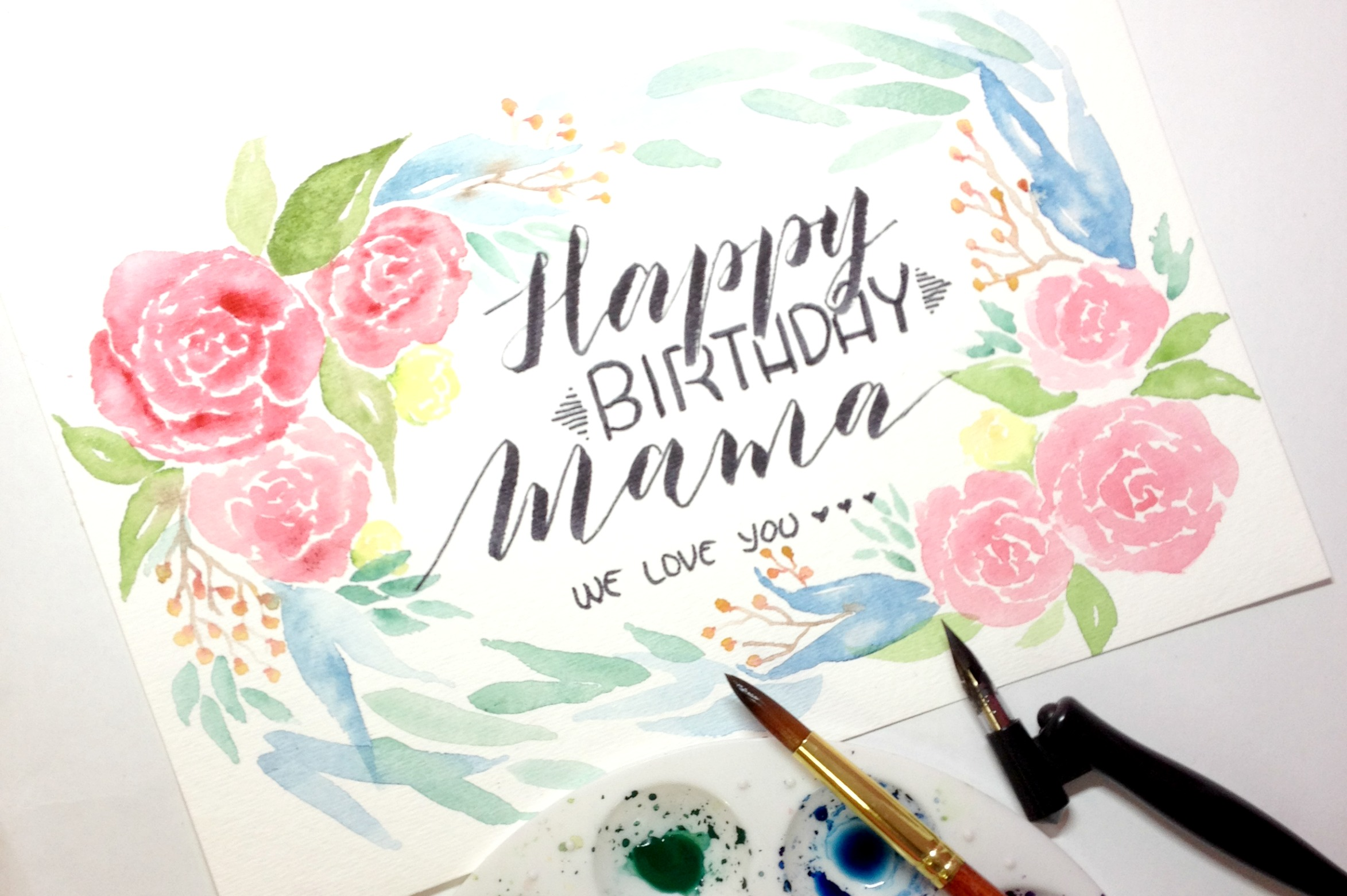birthday greeting card  ey to zee