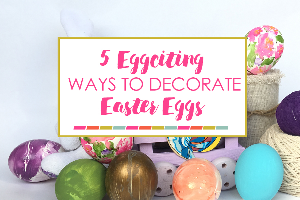 DECORATE EASTER EGG