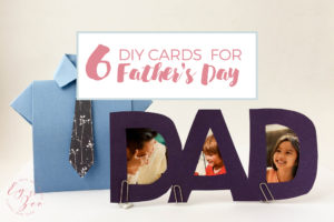 6 Easy to Make Father's Day Cards