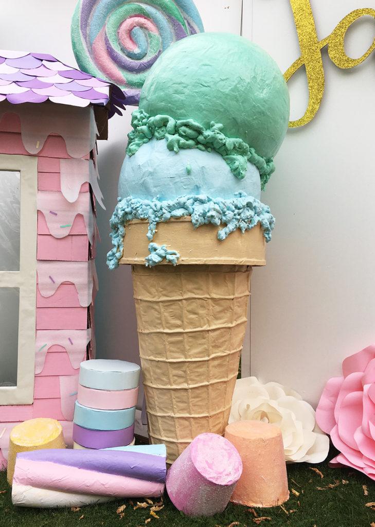 giant ice cream