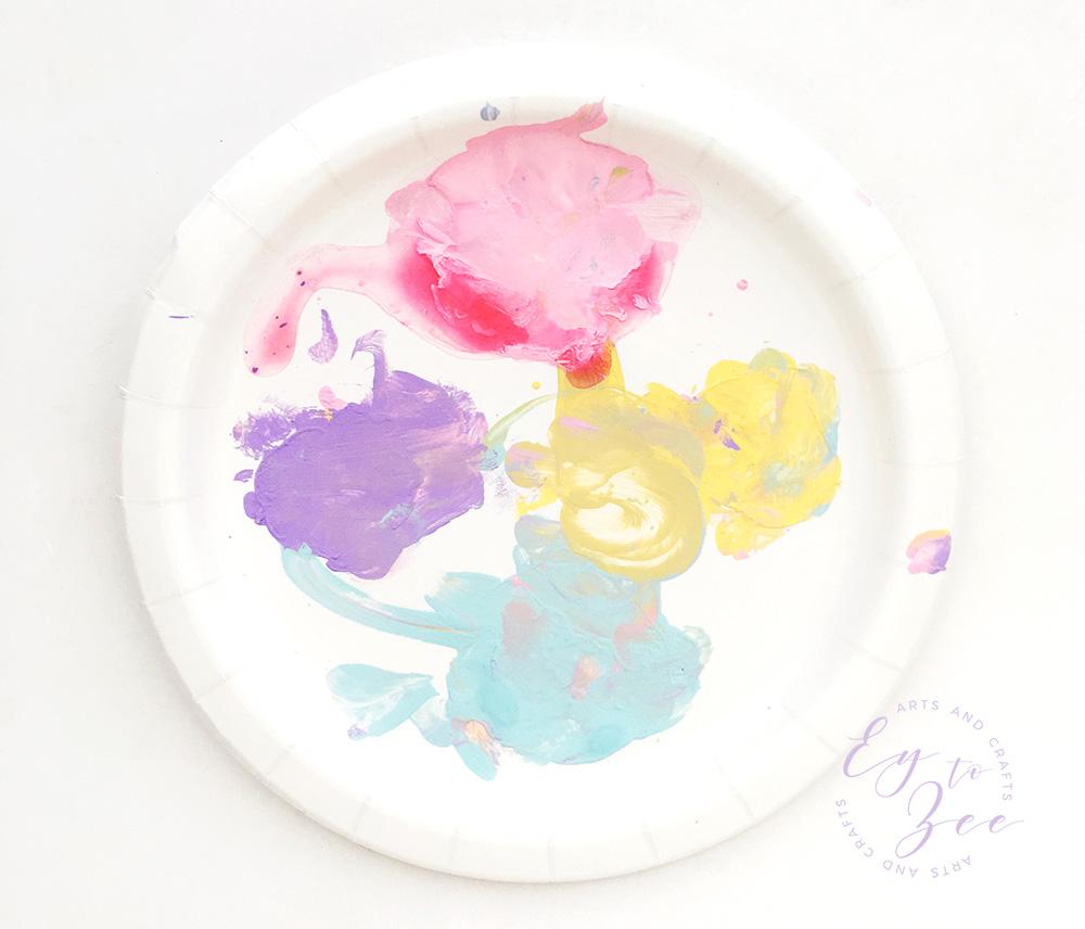 pastel palette
