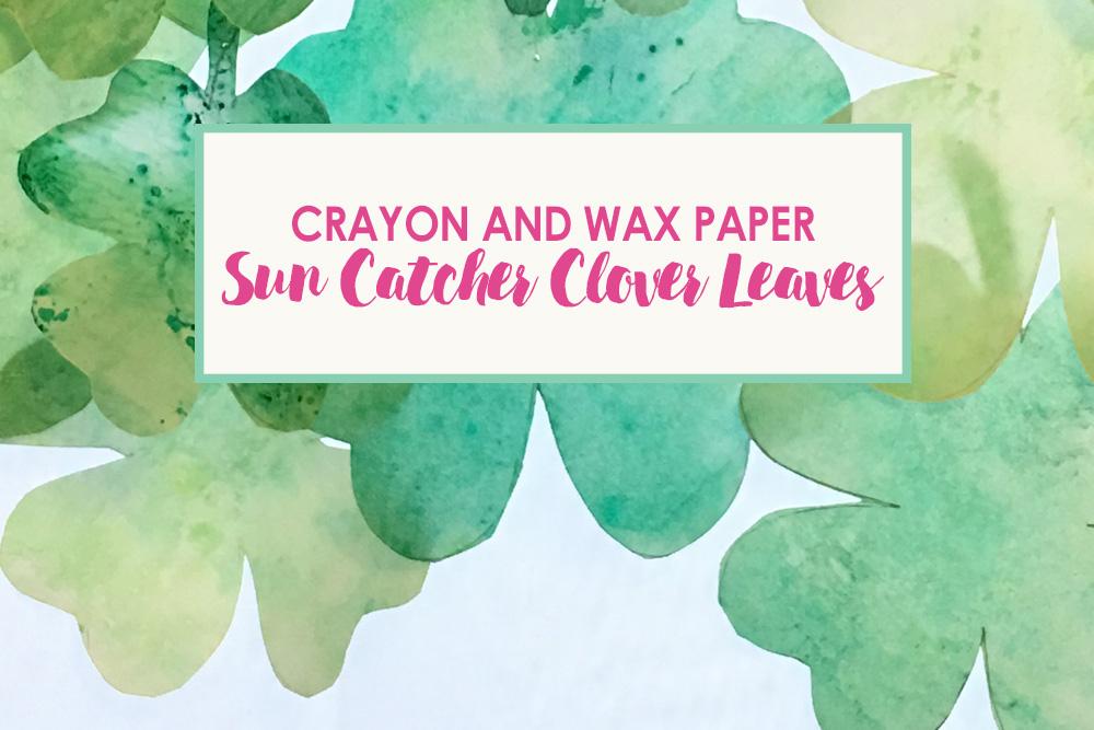 St. Patricks Clover leaf