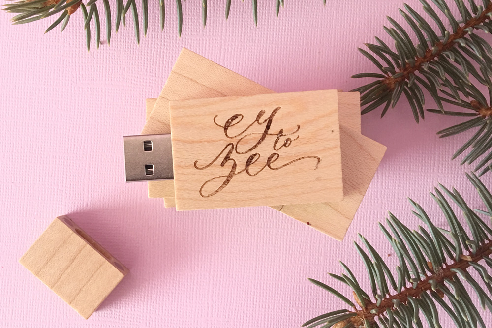 Customized USB Drive