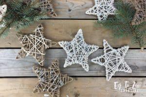 String Star Ornament