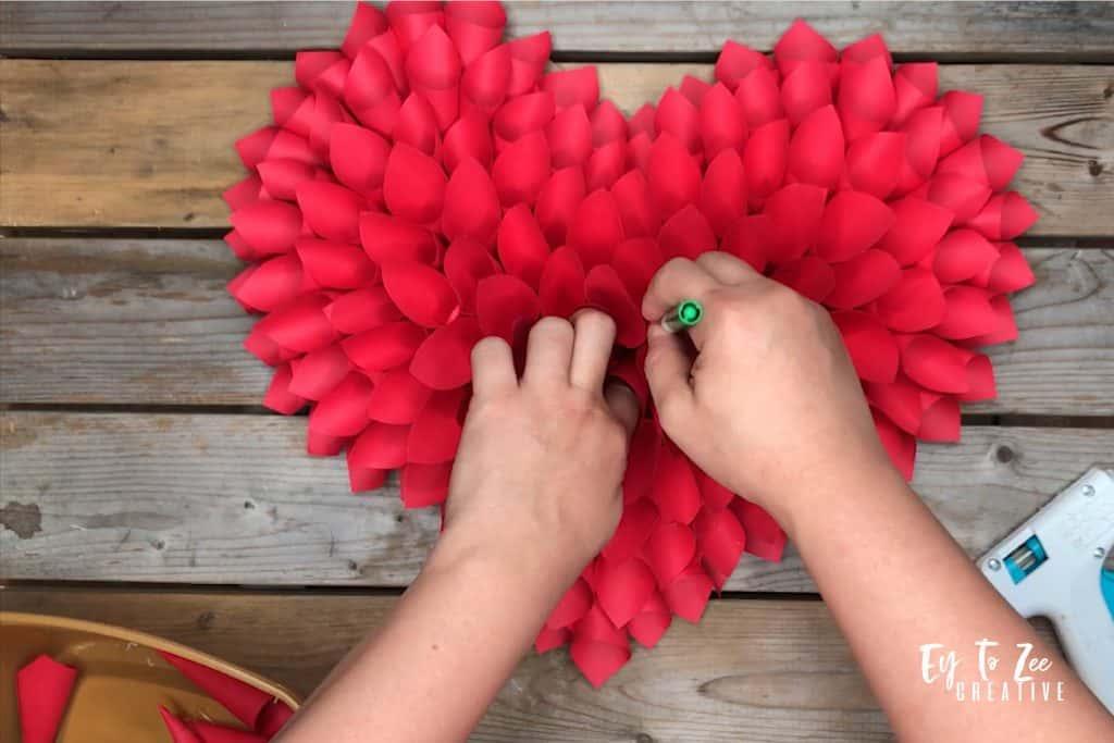Paper Cone Heart