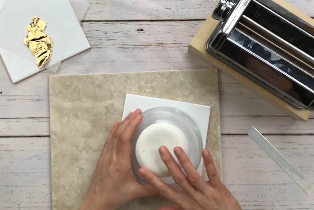 how to make a trinket dish