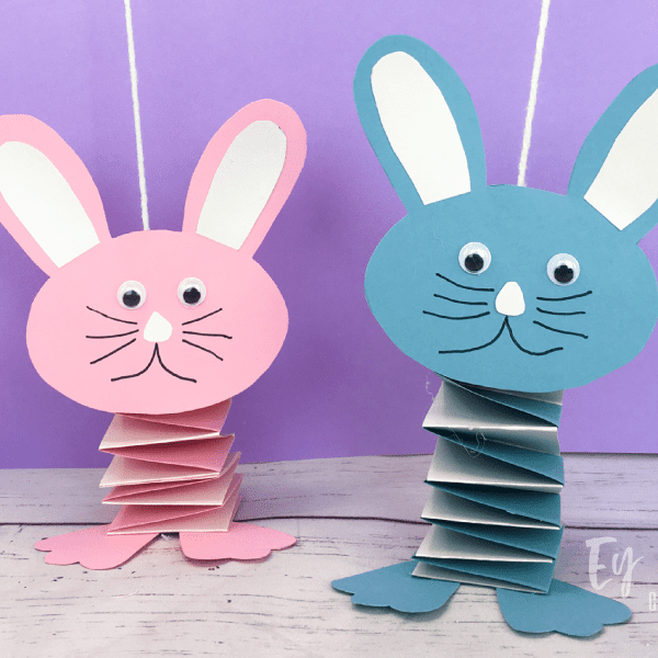 How to Make a Cute Bouncing Bunny